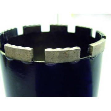 Karot Ucu segmenti 107 142 mm